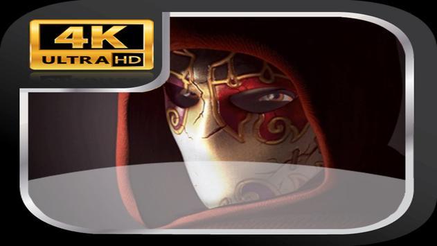 Mask Wallpaper HD screenshot 6