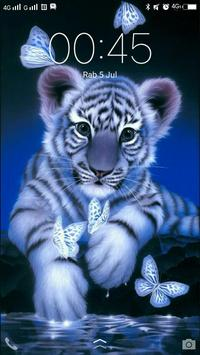 HD tiger wallpapers apk screenshot