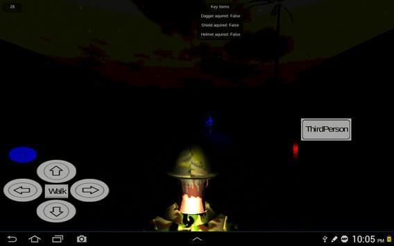The Unrestful Ones screenshot 2
