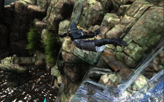 Ninja Samurai Assassin Hero IV Medieval Thief imagem de tela 4