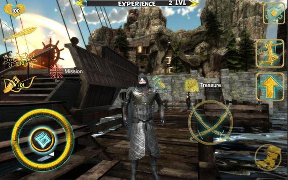 Ninja Samurai Assassin Hero IV Medieval Thief imagem de tela 5