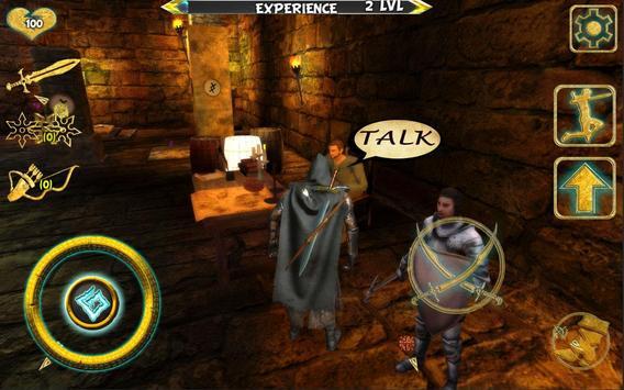 Ninja Samurai Assassin Hero IV Medieval Thief imagem de tela 6