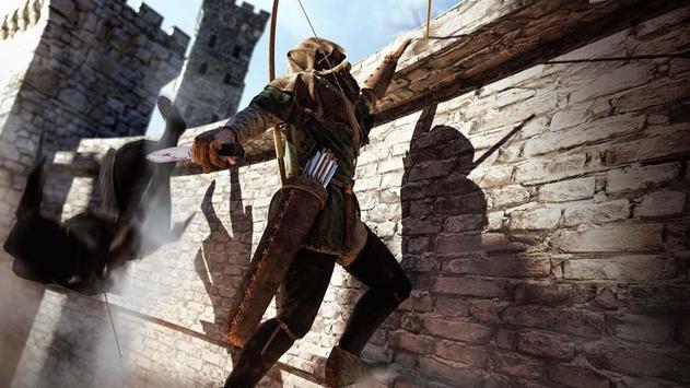 Ninja Samurai Assassin Hero IV Medieval Thief imagem de tela 1