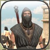 Ninja Samurai Assasin ícone