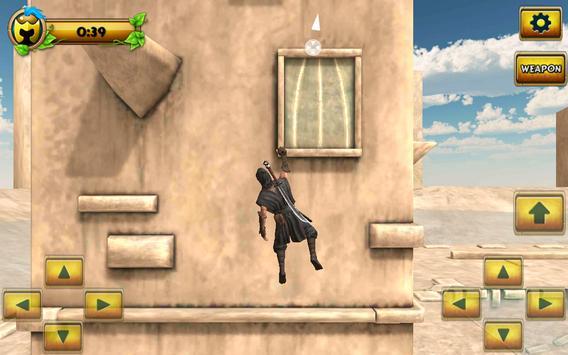 Ninja Samurai Assasin imagem de tela 1