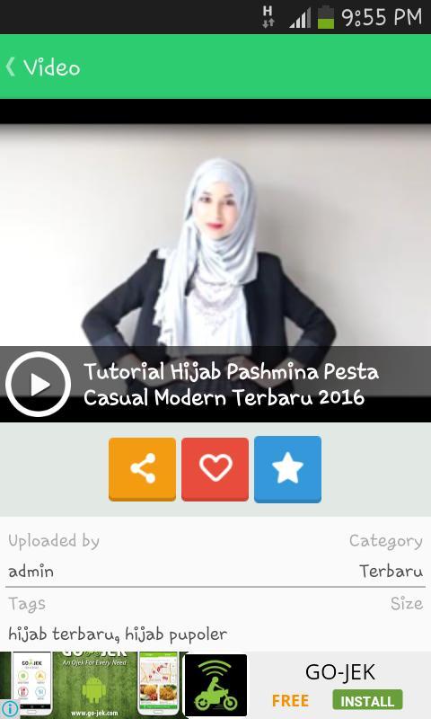 Video Tutorial Hijab Muslim Dlya Android Skachat Apk