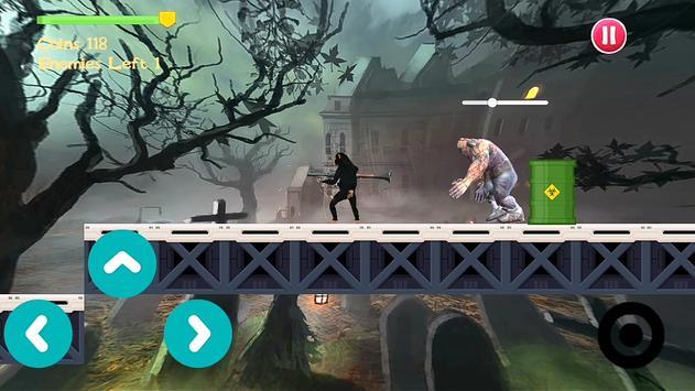 Chimp Death Shooter-Zombies screenshot 6