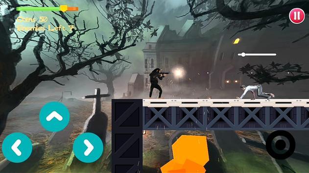 Chimp Death Shooter-Zombies screenshot 7
