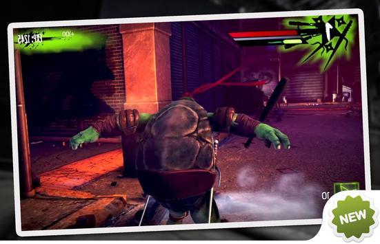 Turtle Jumper Ninja poster