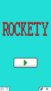 Rockety poster