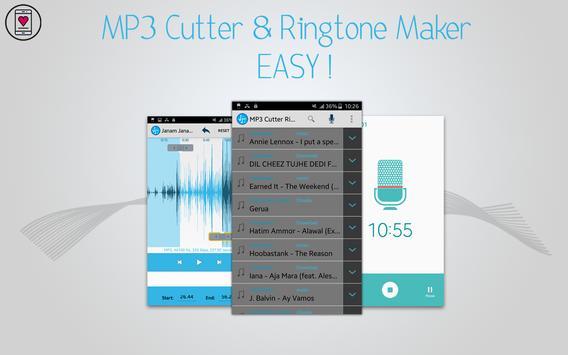 MP3 Cutter & Ringtone Maker screenshot 12