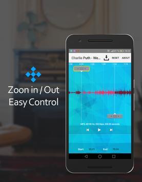 MP3 Cutter & Ringtone Maker screenshot 3