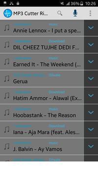 MP3 Cutter & Ringtone Maker screenshot 8