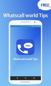 Free Whatscall Tips apk screenshot