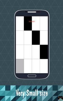 Black and White- Maestro Piano apk screenshot