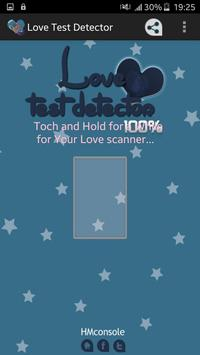 Love Test Detector apk screenshot