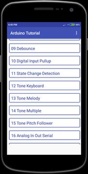 Arduino Tutorial screenshot 3