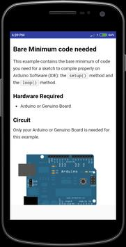 Arduino Tutorial screenshot 1