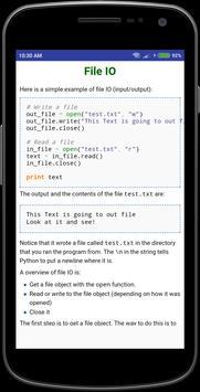 Python screenshot 4