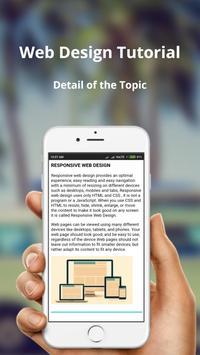 Web Design Tutorial screenshot 4