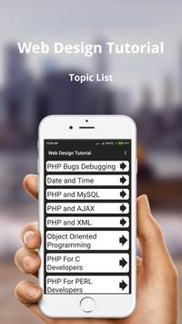 Web Design Tutorial screenshot 5