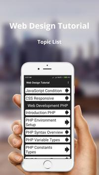 Web Design Tutorial screenshot 3