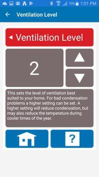 HRV Home Ventilation screenshot 3