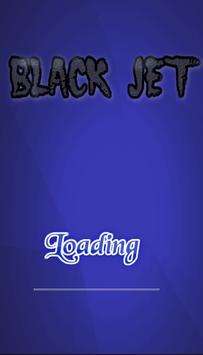 Black Jet poster
