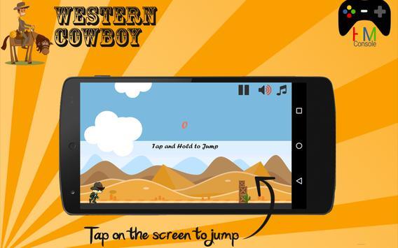 Western Cowboy apk screenshot