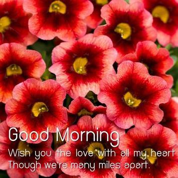 Good Morning Beautiful Flower Apk Screenshot