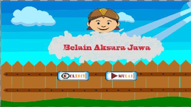 BELAIN AKSARA JAWA poster