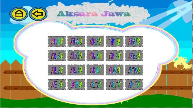 BELAIN AKSARA JAWA screenshot 2