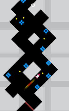 Zigzag Rocket- Tiny Missile screenshot 3