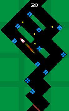 Zigzag Rocket- Tiny Missile poster
