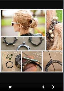 DIY Hair Accessories Idea screenshot 2