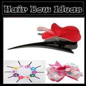 Hair Bow Ideas icon