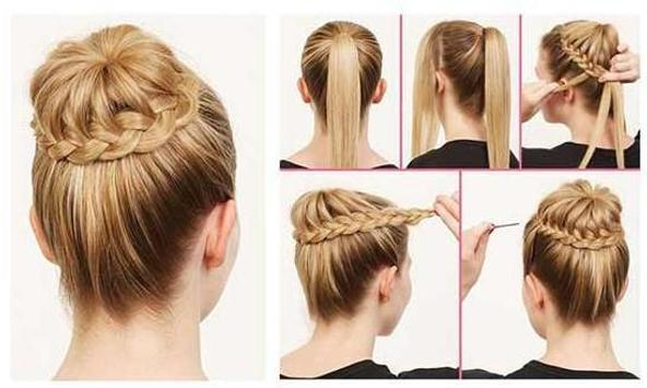 Wondrous Best Cute Hair Braiding Tutorials For Android Apk Download Natural Hairstyles Runnerswayorg
