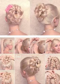 Hair Braided Instructions screenshot 3