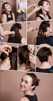 Hair Braided Instructions screenshot 1