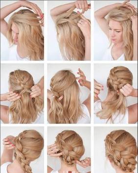 Hair Braided Instructions screenshot 2