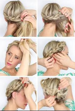 Hair Braided Instructions screenshot 6