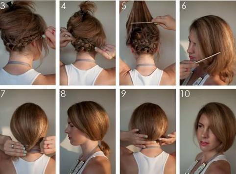 Hair Braided Instructions screenshot 9