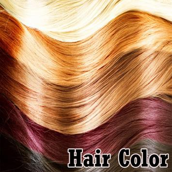 Hair Color poster