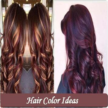Hair Color Ideas poster