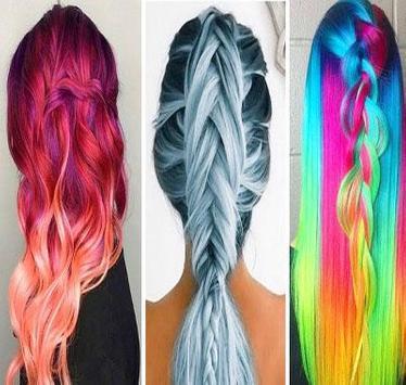 Hair Color Ideas For Women screenshot 4