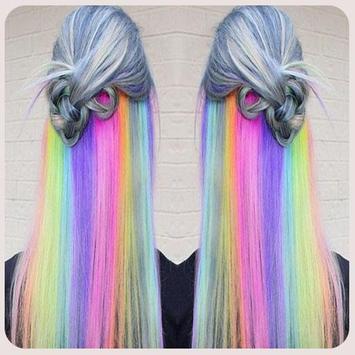 Hair Color Ideas For Women screenshot 5