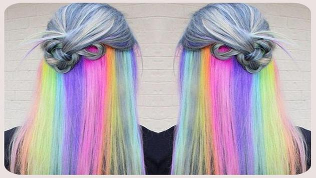 Hair Color Ideas For Women screenshot 6