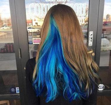 Hair Color Ideas For Women screenshot 1