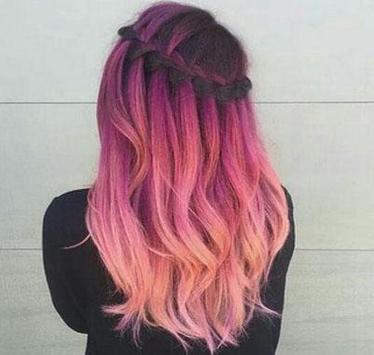 Hair Color Ideas For Women screenshot 2