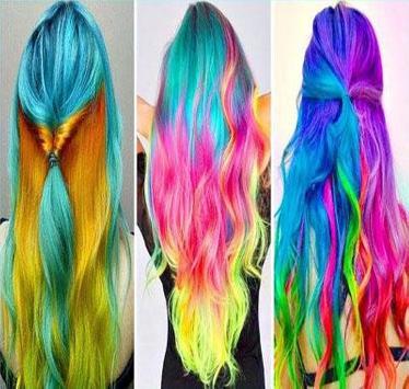 Hair Color Ideas For Women screenshot 3